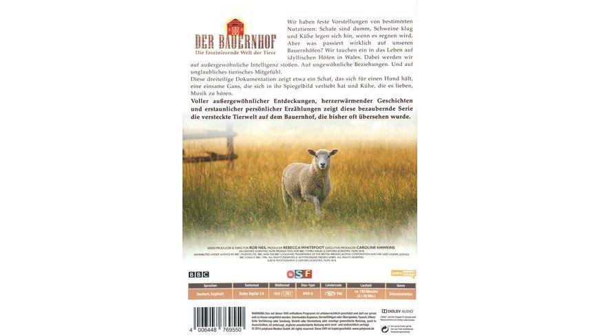 Der Bauernhof Die faszinierende Welt der Tiere