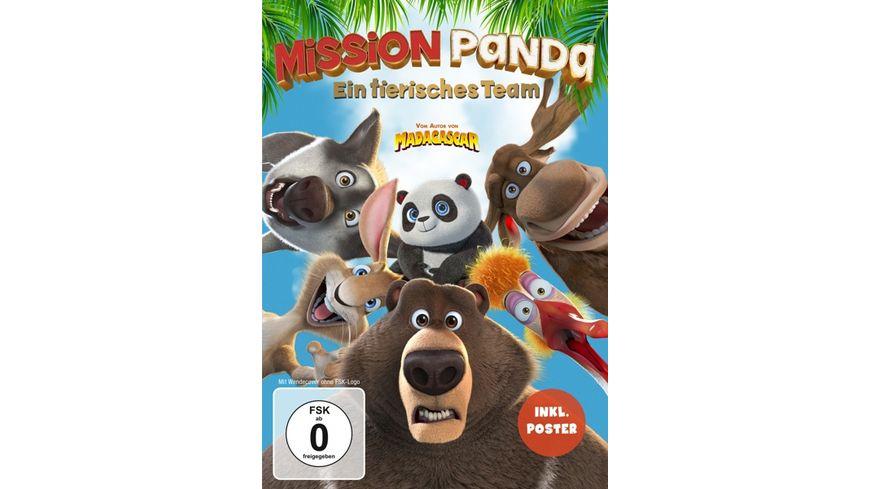 Mission Panda Ein tierisches Team