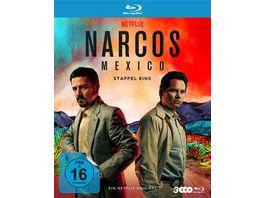 NARCOS MEXICO Staffel 1 3 BRs