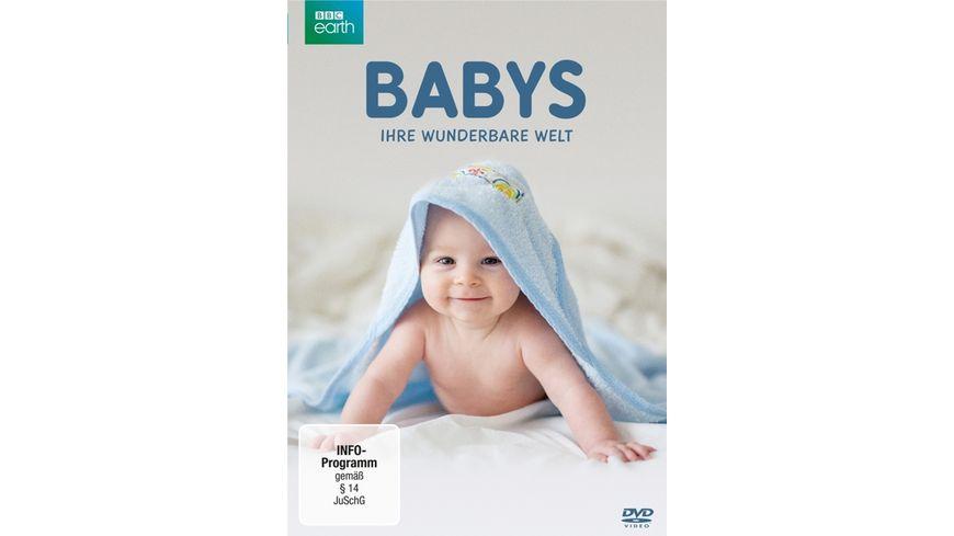 Babys Ihre wunderbare Welt