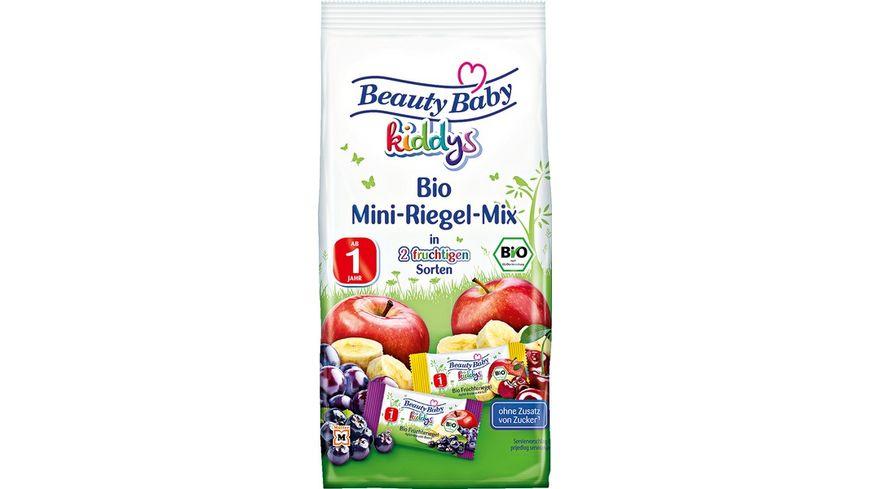 Beauty Baby Bio Mini Riegel Mix