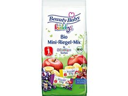 Beauty Baby Bio Mini Riegel Mix