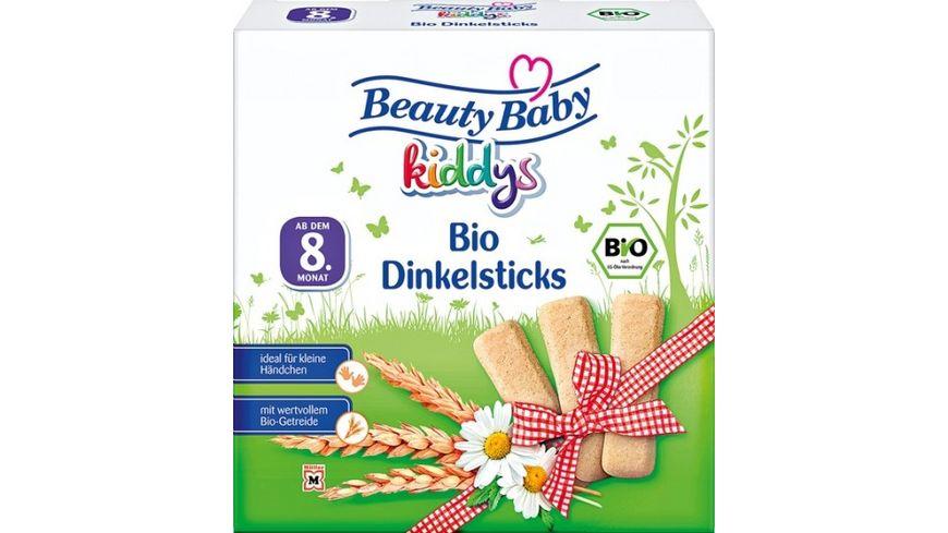 Beauty Baby Bio Dinkelsticks