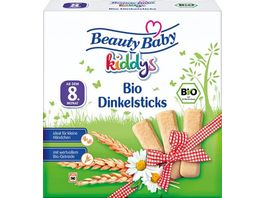 Beauty Baby Bio Dinkelsticks