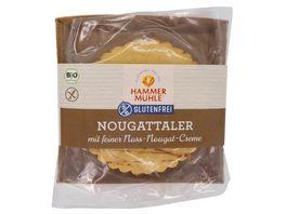 HAMMERMUeHLE Nougattaler glutenfrei