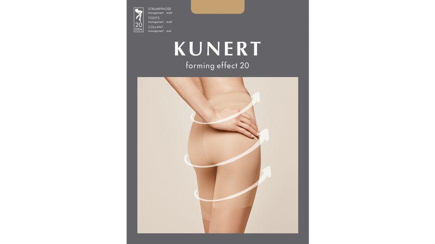 KUNERT Strumpfhose FORMING EFFECT 20 mit formendem Effekt