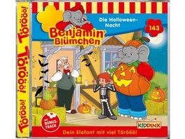 Folge 143 Die Halloween Nacht
