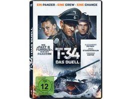 T 34 Das Duell
