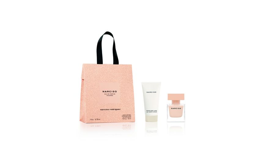 NARCISO RODRIGUEZ NARCISO Duftset POUDREE