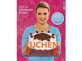 Kuchen Suesses Klassisch gebacken kreativ interpretiert
