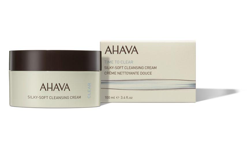 AHAVA Silky Soft Cleansing Cream