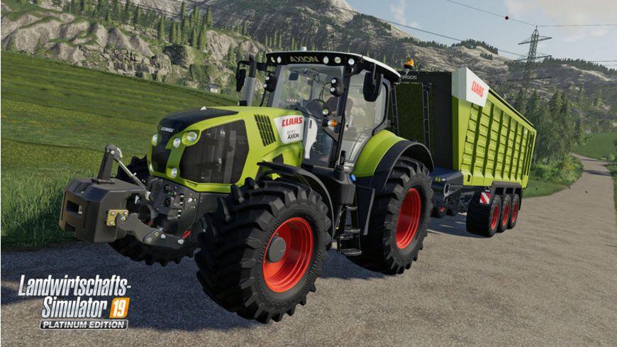 Landwirtschafts Simulator 19 Platinum Edition