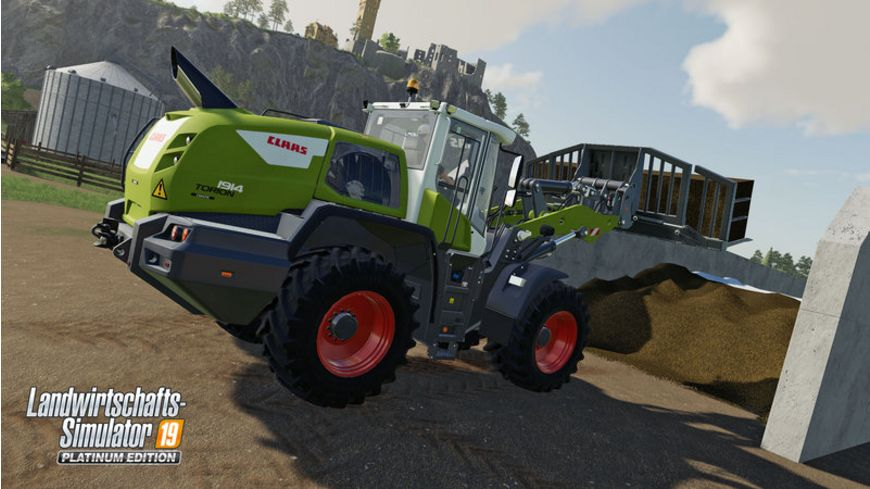 Landwirtschafts Simulator 19 Platinum Edition