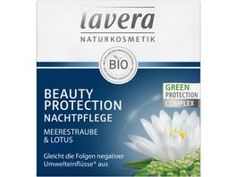 lavera Beauty Protection Nachtpflege