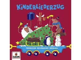 Kinderliederzug Froehliche Weihnacht ueberall