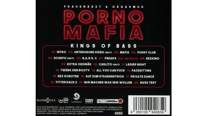 Porno Mafia Kings of Bass
