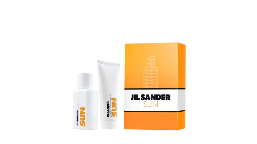 JIL SANDER Sun Woman Set