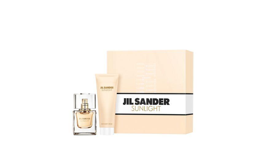 JIL SANDER SUNLIGHT Eau de Parfum Geschenkset