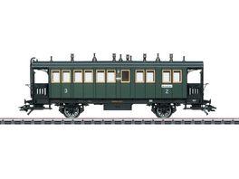 Maerklin 42071 Personenwagen bayerischer Bauart