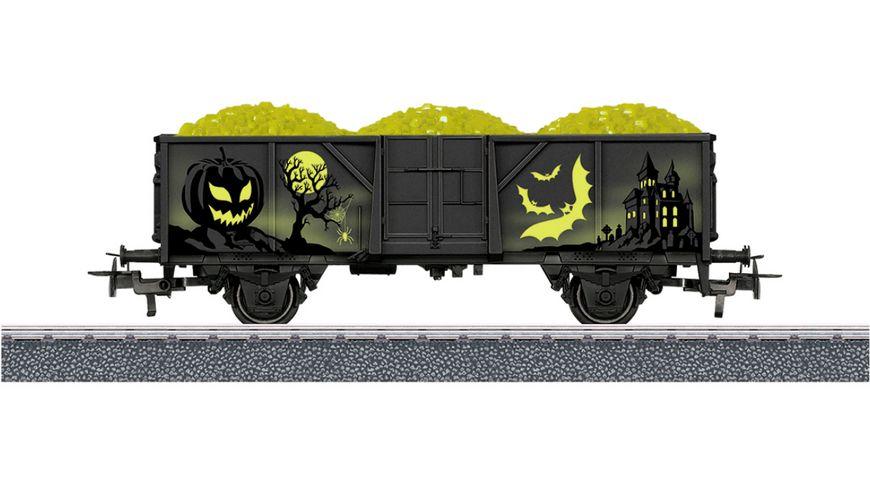 Maerklin 44232 Start up Halloween Wagen Glow in the Dark