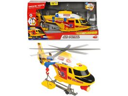 Dickie Action Series Air Patrol Rettungshelikopter