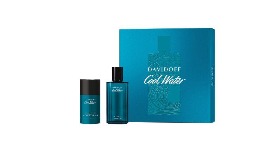 DAVIDOFF Cool Water Set
