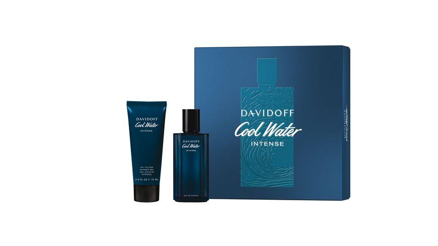 DAVIDOFF Cool Water Intense Eau de Toilette Set