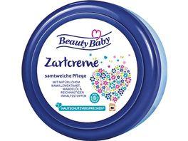 Beauty Baby Zartcreme samtweiche Pflege