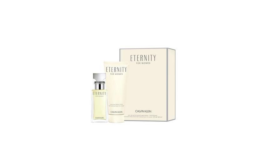 Calvin Klein Eternity Eau de Parfum Geschenkset
