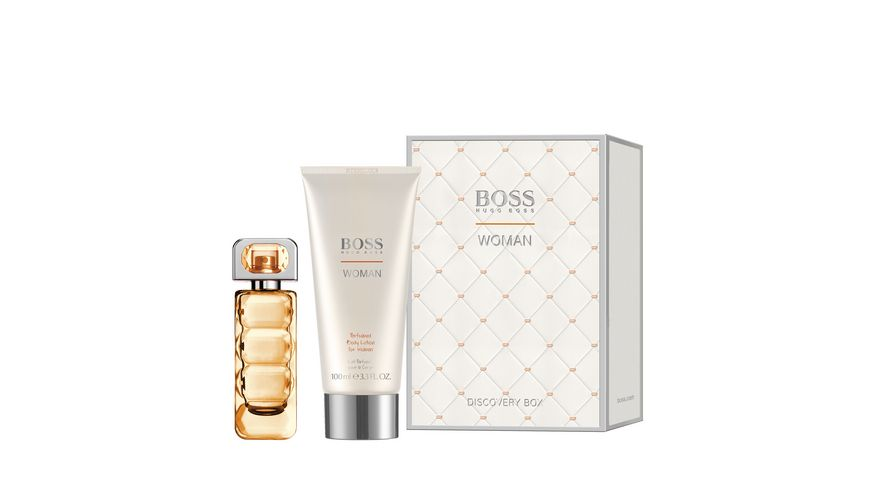 BOSS Orange Woman Eau de Toilette Geschenkset