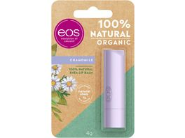 eos Organic Chamomile Lip Balm Stick