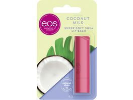 eos Flavor Coconut Milk Lip Balm Stick