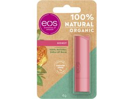 eos Organic Honey Lip Balm Stick