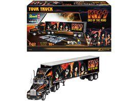Revell 07644 Geschenkset KISS Tour Truck