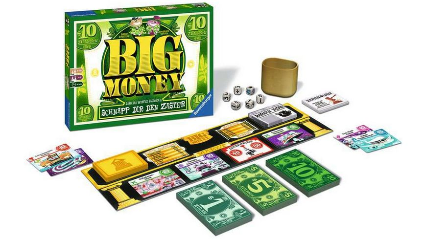 Ravensburger Spiel Big Money