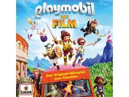 PLAYMOBIL DER FILM Das Original Hoerspiel