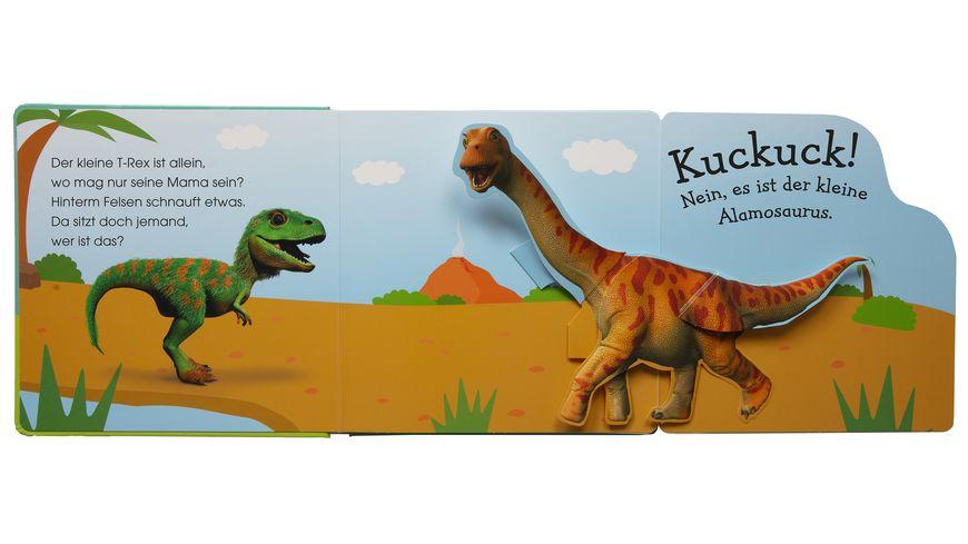Mein liebstes Pop up Buch Kleiner Dino wo ist deine Mama Grosser Klappenspass ab 1 Jahr