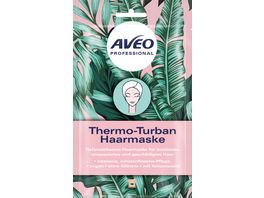 AVEO Professional Thermo Turbanhaarmaske