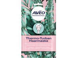 AVEO Professional Thermo Turbanhaarmaske