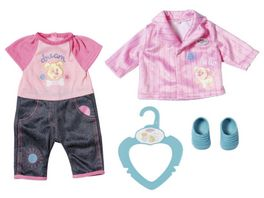 Zapf Creation BABY born Kleines Kita Outfit 36cm