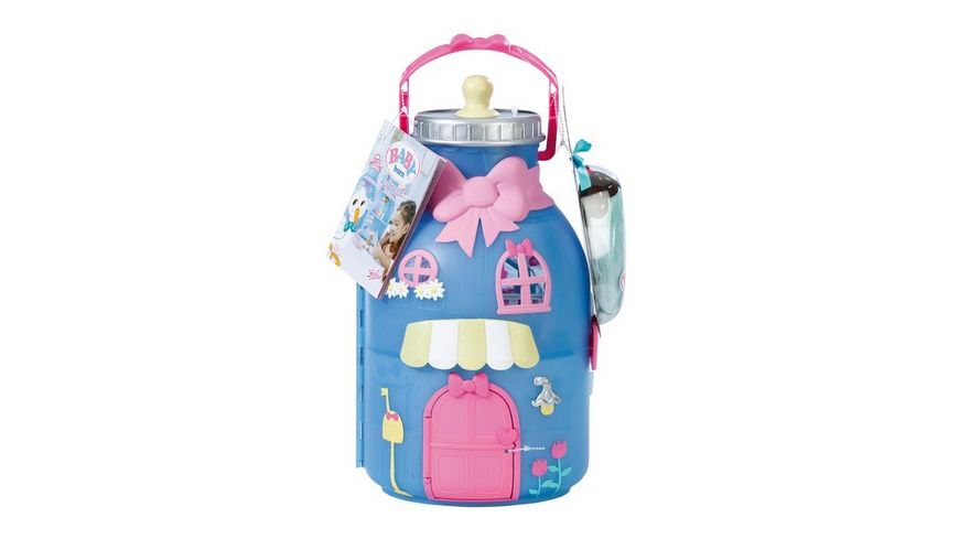 Zapf Creation BABY born Surprise Spielset Flasche