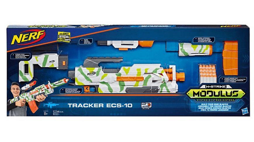 Hasbro Nerf Modulus Tracker ECS 10
