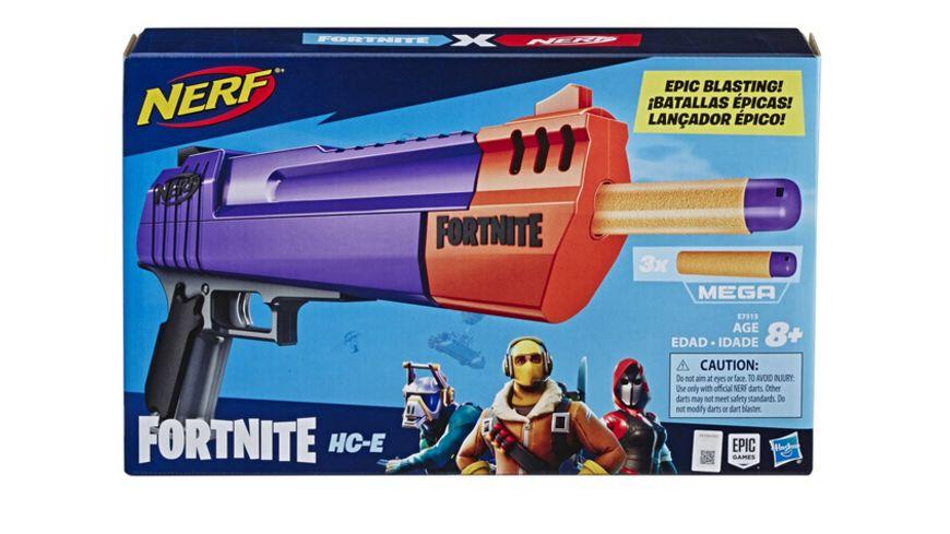 Hasbro Nerf Fortnite HC E