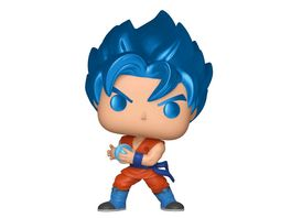 Funko POP Dragon Ball Super SSGSS Goku Kamehameha Vinyl Figur
