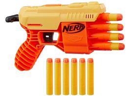 Hasbro Nerf Fang QS 4 Nerf Alpha Strike Toy Blaster