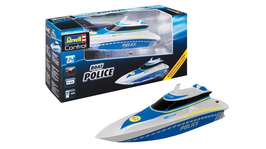Revell Control 24138 RC Boat Police