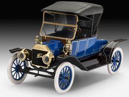 Revell 07661 Ford T Modell Roadster 1913