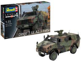 Revell 03284 Dingo 2 GE A2 3 PatSi