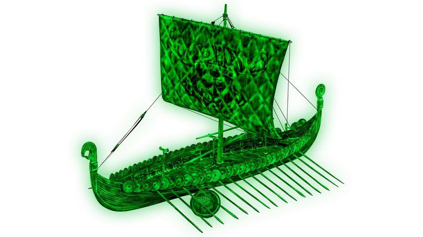 Revell 05428 Viking Ghost Ship