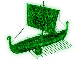 Revell 05428 Viking Ghost Ship